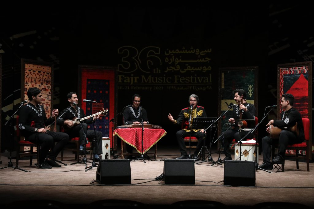 Pictorial report of Fajr Music Festival's fifth day