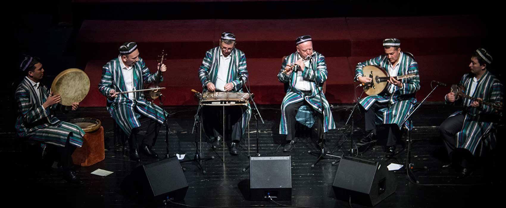 ایرانیها جذب موسیقی ازبکستان شدند