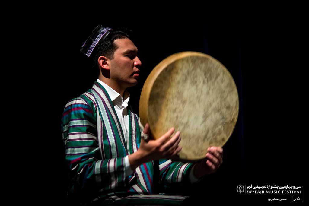 گزارش تصویری اجرای برنامه گروه ثقیل ازبکستان