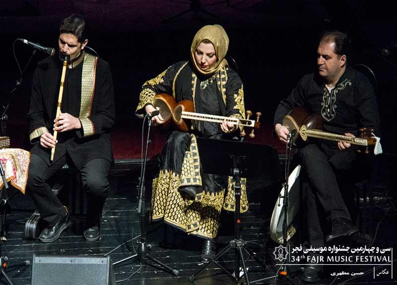 پایان شب اول جشنواره موسیقی فجر با موسیقی کلاسیک و سنتی – نیاوران میزبان سبکهای مختلف موسیقی شد