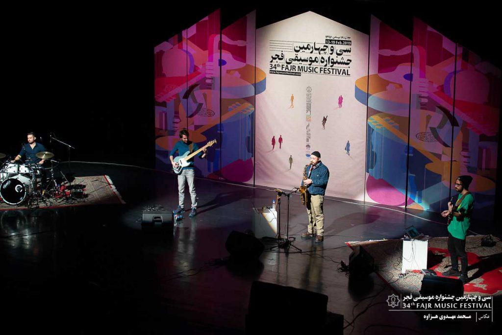 گزارش تصویری کنسرت اُبَد – حمیدرضا کشور پژوه