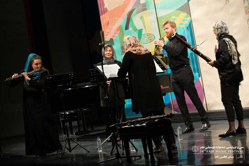 گزارش تصویری کنسرت آنسامبل آتلاس – دانمارک