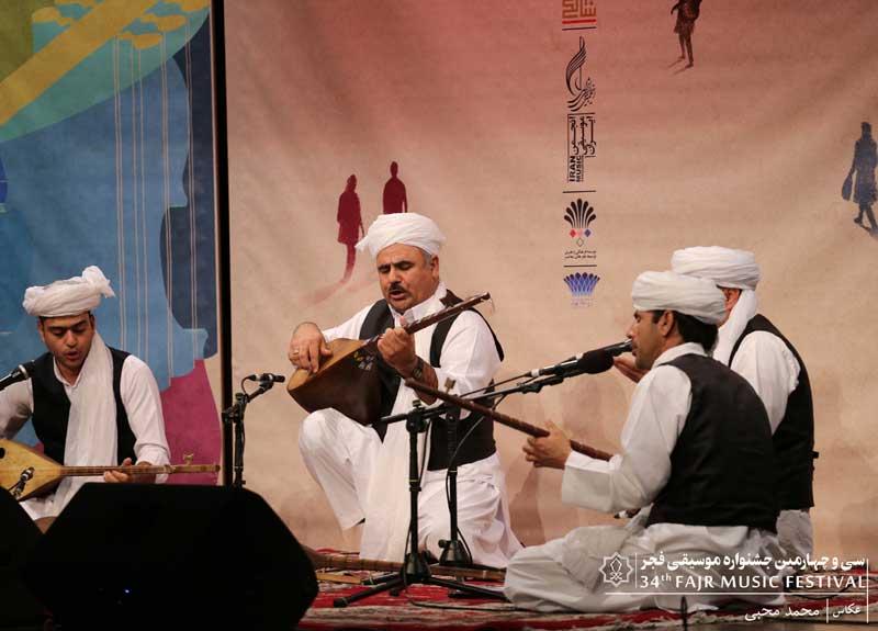 ساز مرحوم استاد درپور در جشنواره موسیقی فجر به صدا درآمد