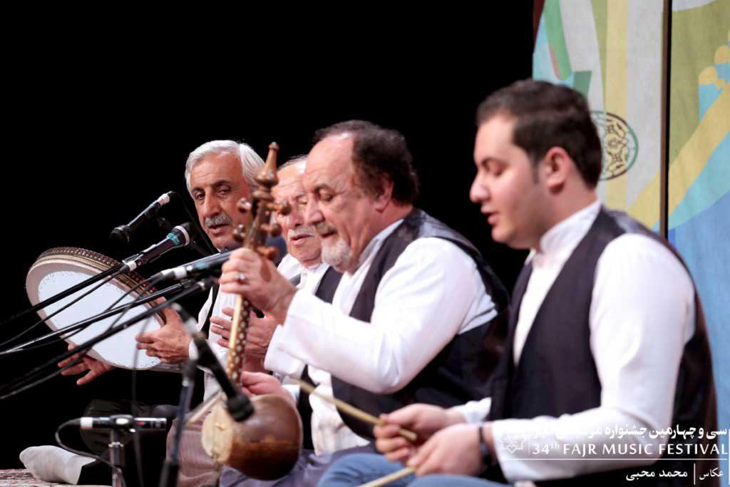 گزارش تصویری اجرای برنامه کادوس تالش/ آرمین فریدی – گیل و دیلم/ محمدرضا شاه نوری