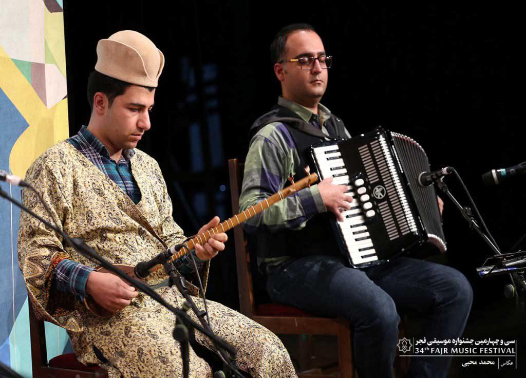 اجرای پروین بهمنی در سالن سوره (شب پنجم)