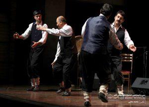حرکت نمایشی 65 ساله کتولی در جشنواره فجر
