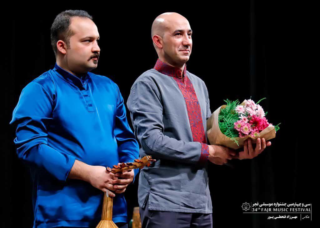 اجرای گروه روشنا در تالار ایوان شمس (روز پنجم جشنواره)