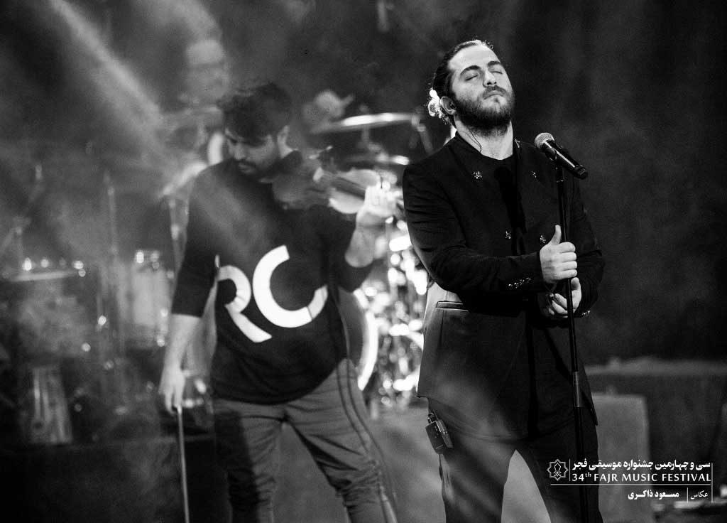 گزارش تصویری کنسرت برادران آرش و مسیح در برج میلاد