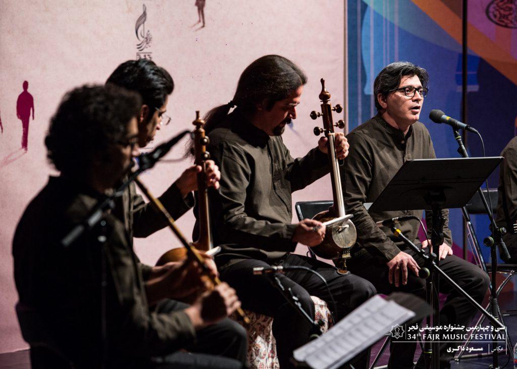 گزارش تصویری کنسرت خنیاگران خیام – صمد برقی در برج آزادی