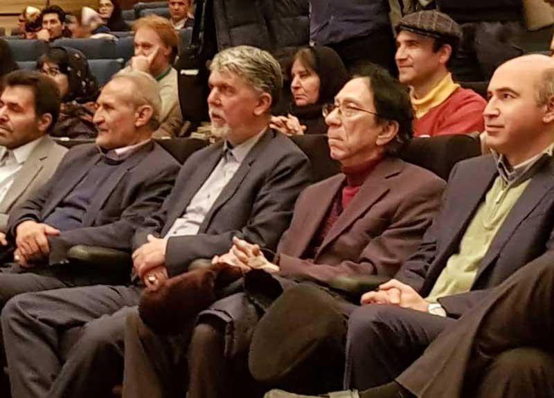 وزیر ارشاد مهمان موسیقی اقوام شد