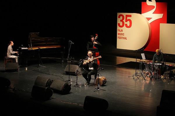 کنسرت گروه «شیمشک» در سالن برج آزادی برگزار شد