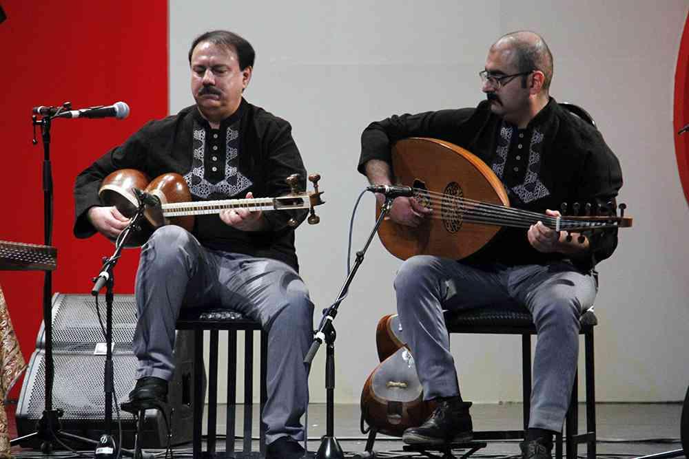 بامداد مشهد/35 جشنواره موسیقی فجر