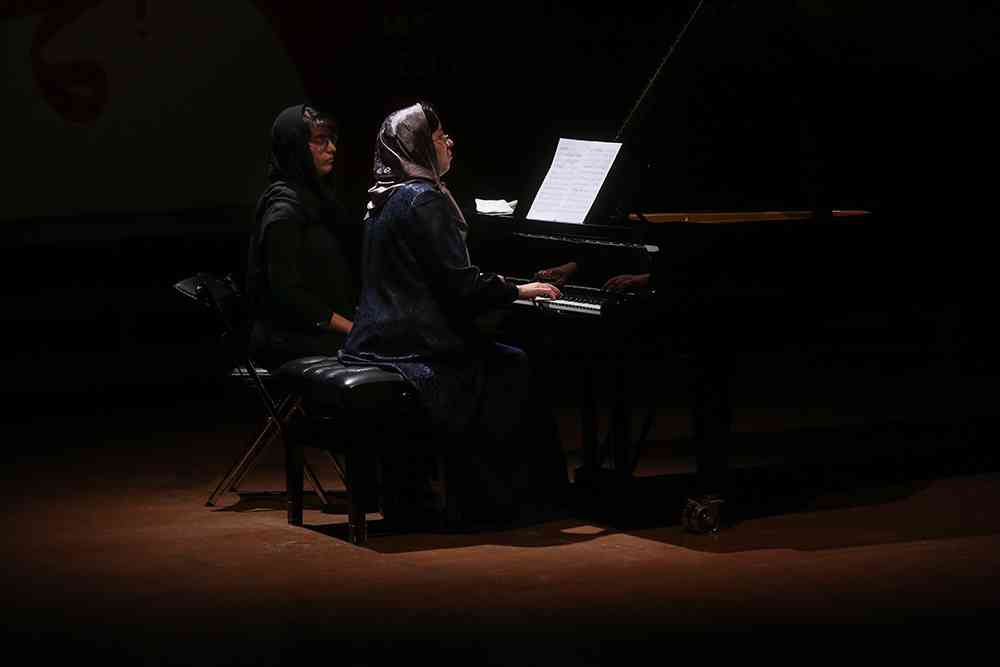 آرپینه ایسرائیلیان/35 جشنواره موسیقی فجر