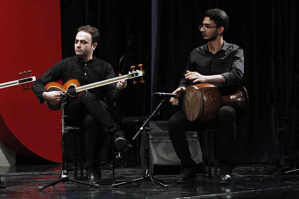 همنوازان وداد/35 جشنواره موسیقی فجر