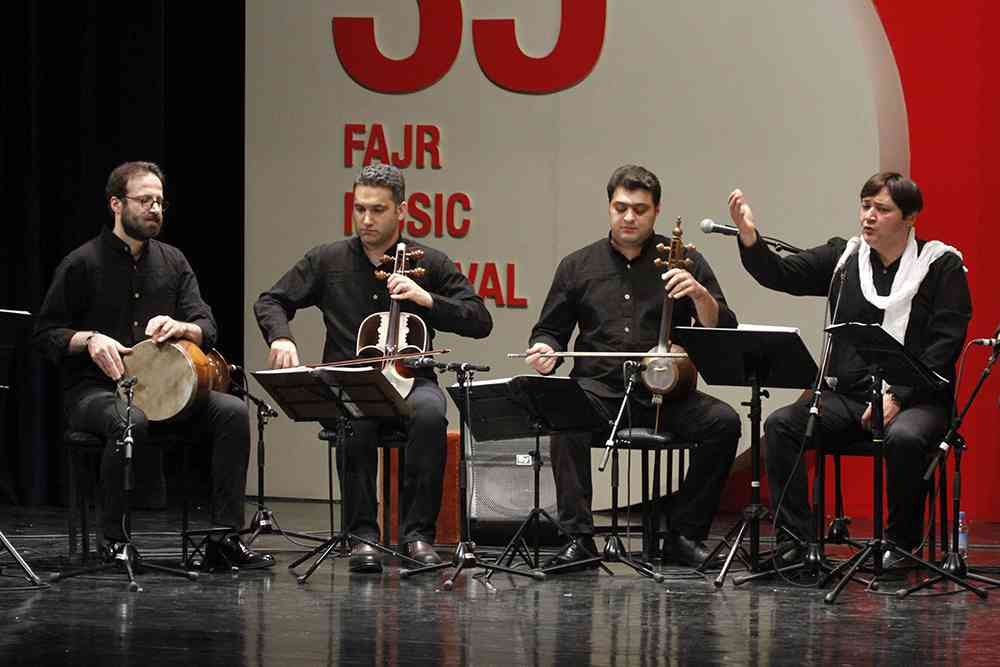 همنوازان فاخته/35 جشنواره موسیقی فجر