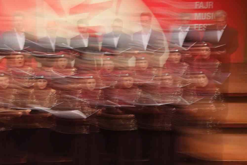 کر کمیتاس/35 جشنواره موسیقی فجر
