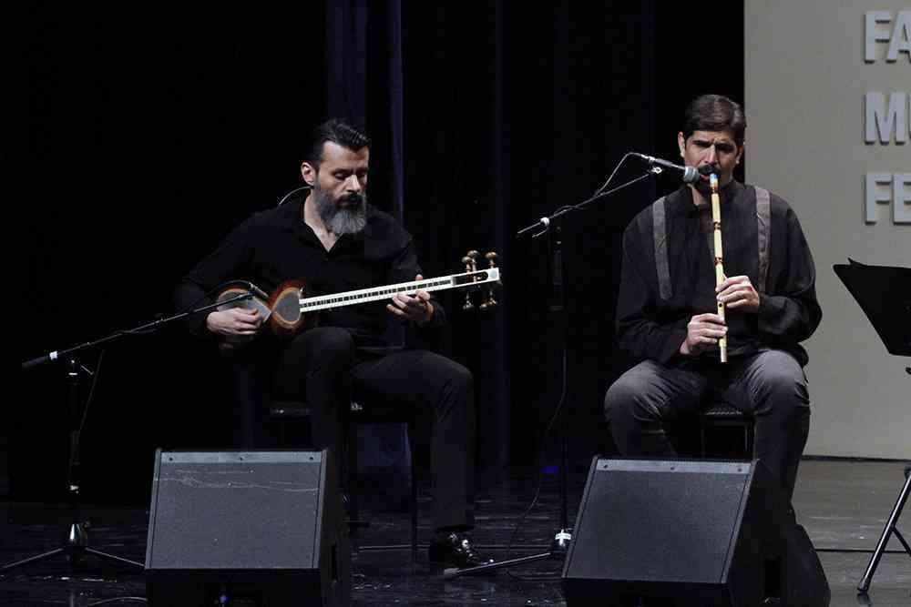اقبال آذر/35 جشنواره موسیقی فجر