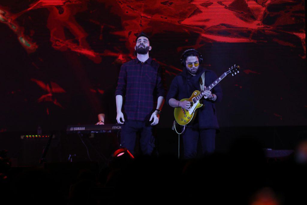 علی یاسینی/35 جشنواره موسیقی فجر