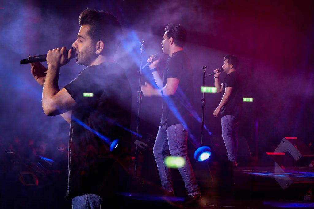 رضا بهرام/35 جشنواره موسیقی فجر