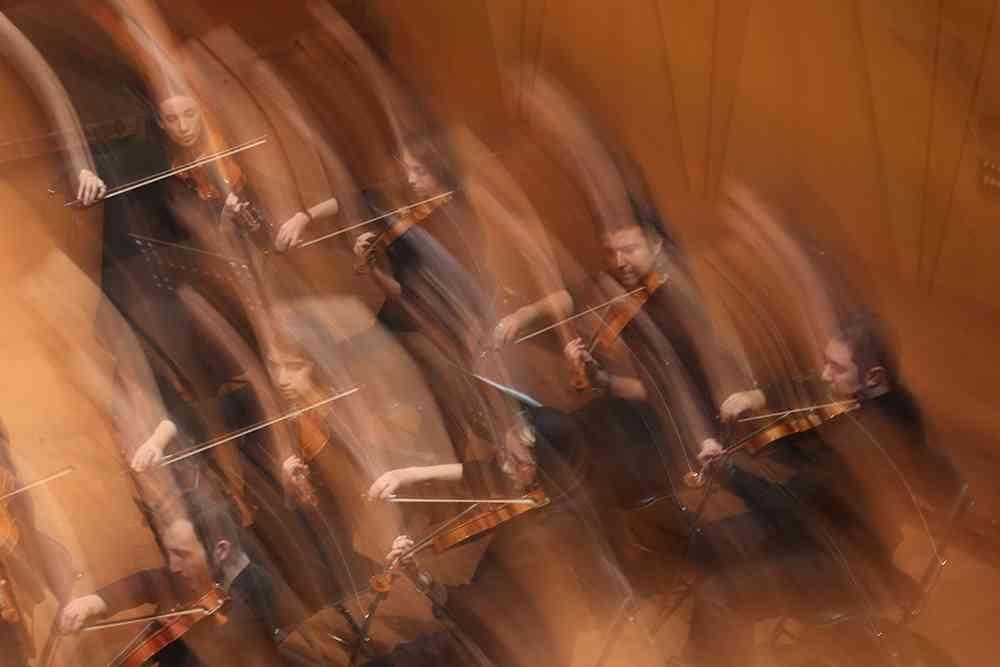 گزارش منتخب روز ششم 35 جشنواره موسیقی فجر