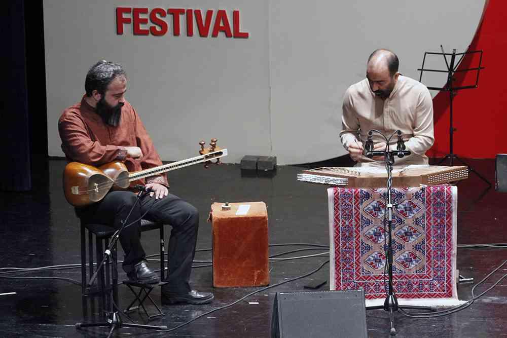 آرام جان/35 جشنواره موسیقی فجر