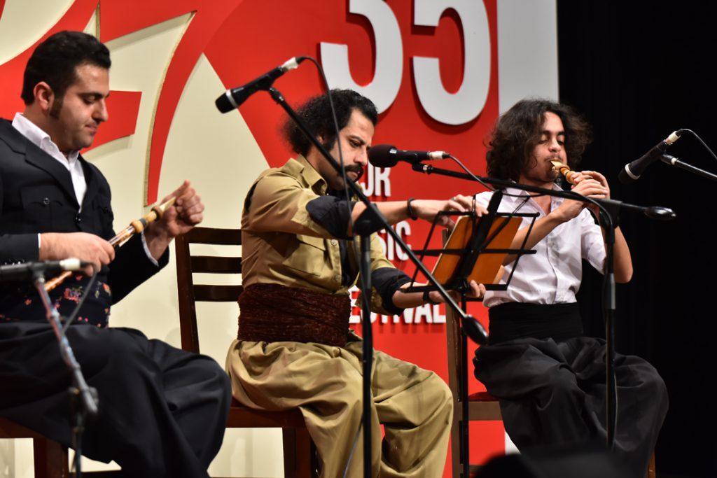 هاوار/35 جشنواره موسیقی فجر