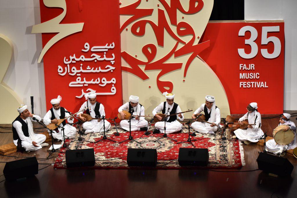 سرو خراسان/ 35 جشنواره موسیقی فجر