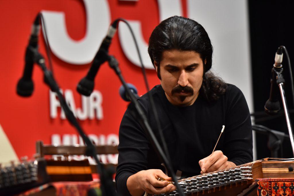 دوئوتای/35 جشنواره موسیقی فجر