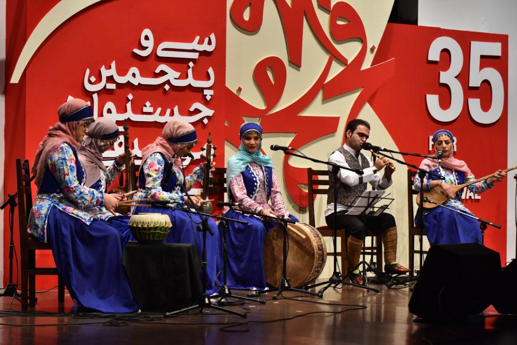 گزارش منتخب روز پنجم 35 جشنواره موسیقی فجر