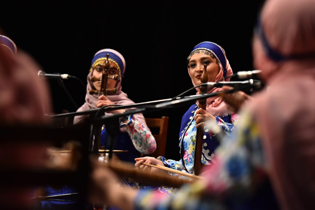آیشم/35 جشنواره موسیقی فجر