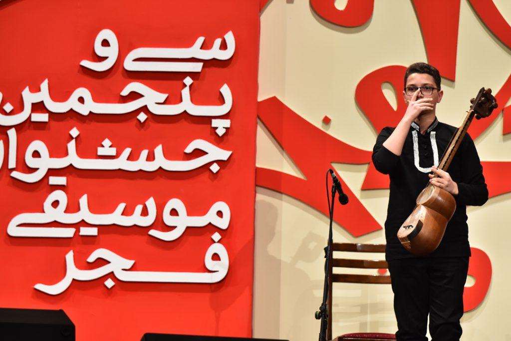 جشنواره جوان(۲)/35 جشنواره موسیقی جوان