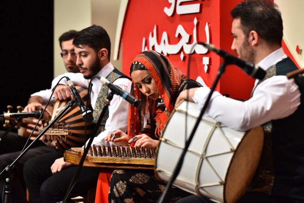 راست موغام تبریز/۳۵ جشنواره موسیقی فجر