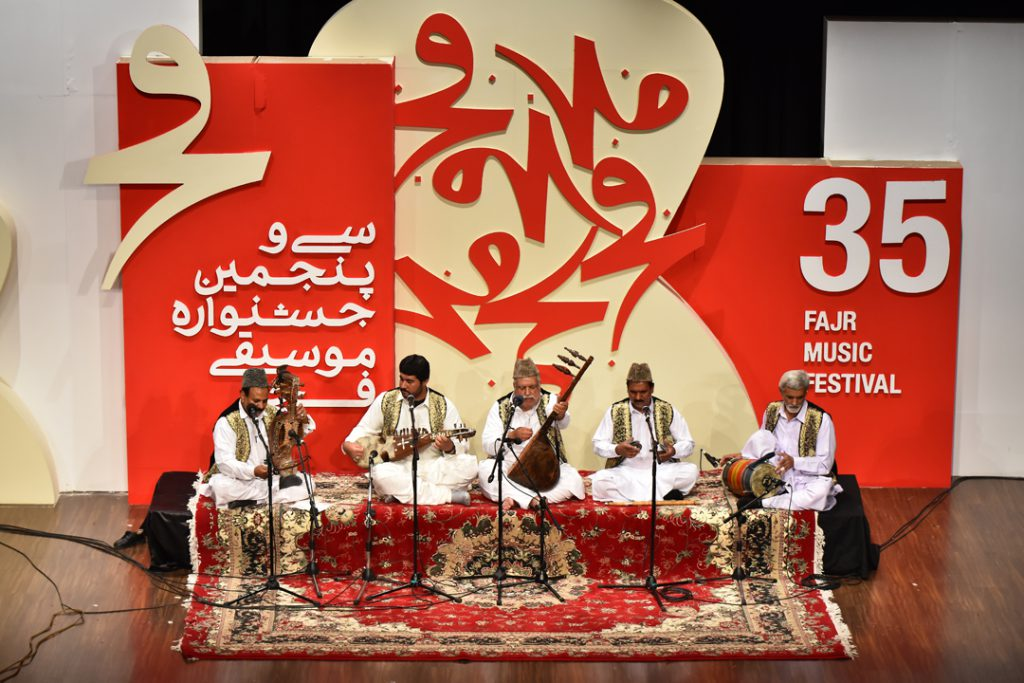 شب موسیقی سیستان و بلوچستان(1)