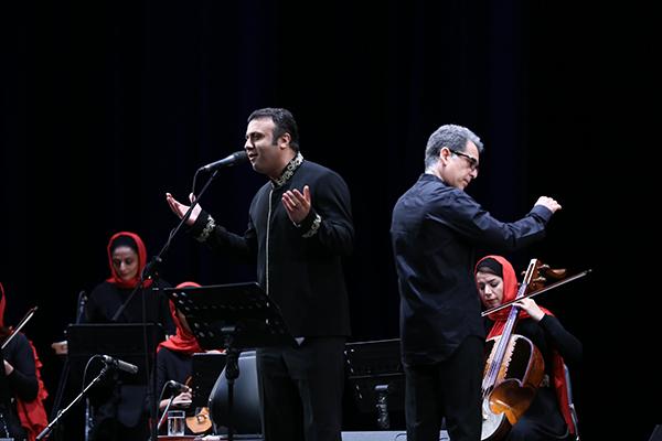 خنیاگران مهر/سی و پنجمین جشنواره موسیقی فجر