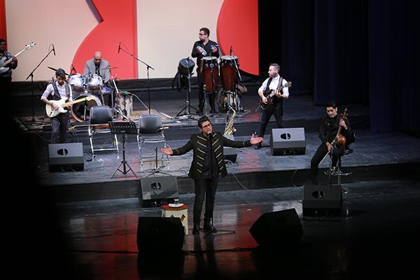 حجت اشرف زاده/35 جشنواره موسیقی فجر