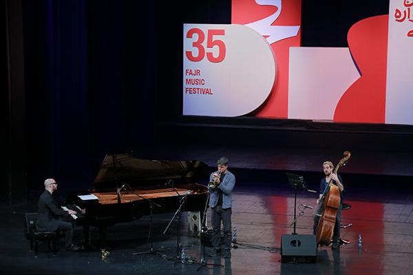 لوکا آکوئینو(ایتالیا)/35 جشنواره موسیقی فجر