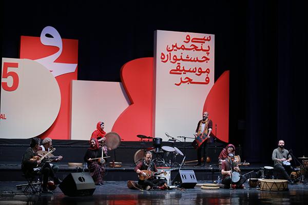 گزارش منتخب روز چهارم35 جشنواره موسیقی فجر