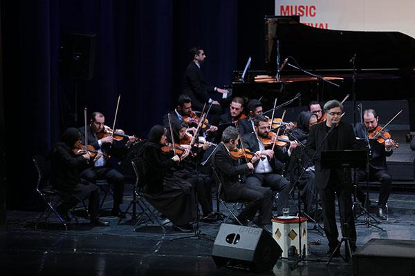 ارکستر چکاوک/35جشنواره موسیقی فجر