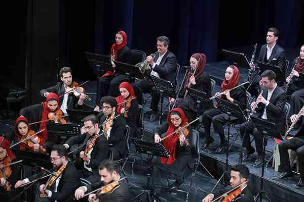 ارکسترملی ایران/35جشنواره موسیقی فجر