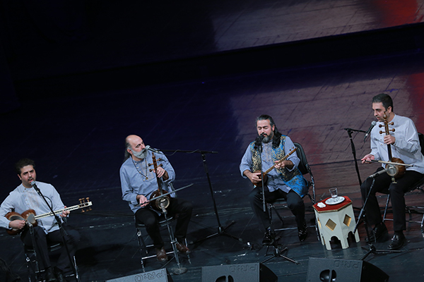 همای/35 جشنواره موسیقی فجر