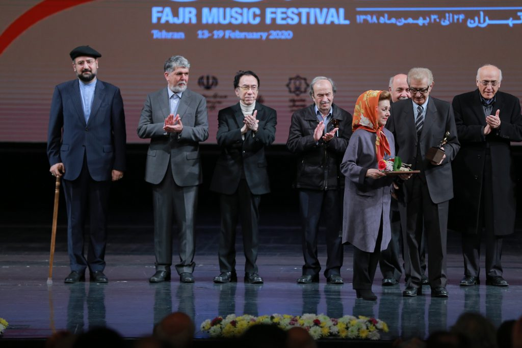 مستند افلیا پرتو/35جشنواره موسیقی فجر