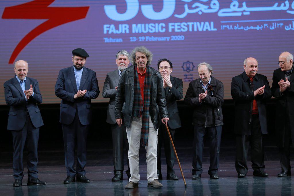 آئین اختتامیه 35 جشنواره موسیقی فجر(3)