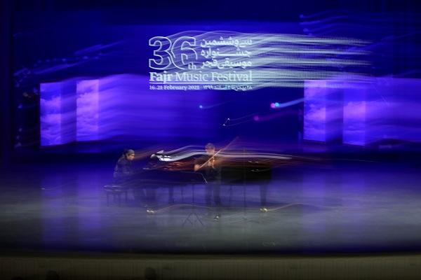 آمار مخاطبان ششمین روز سی و ششمین جشنواره موسیقی فجر اعلام شد