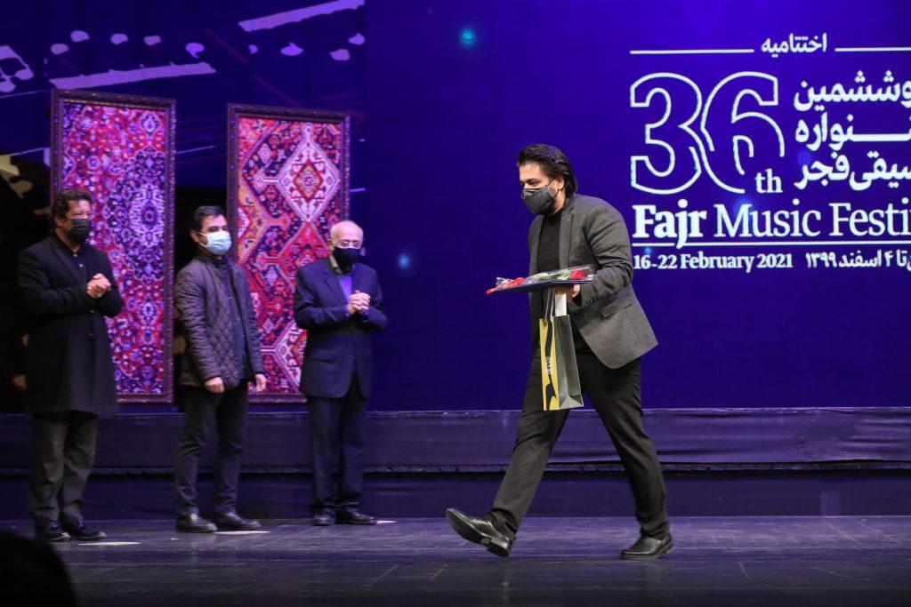 گزارش آئین اختتامیه سی و ششمین جشنواره موسیقی فجر(2)