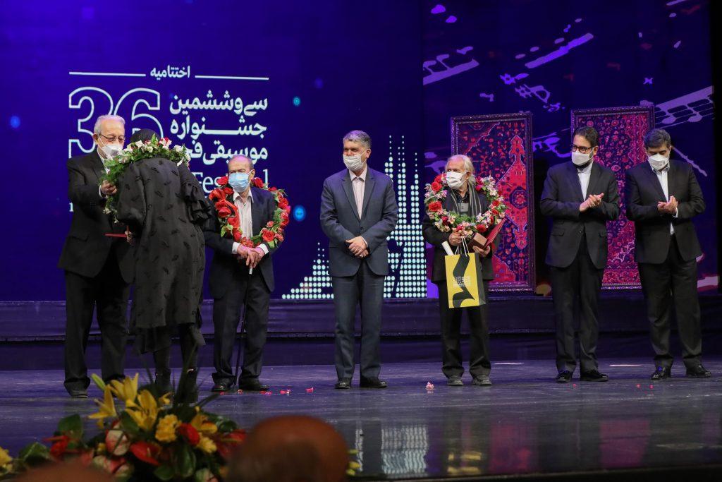 گزارش آئین اختتامیه سی و ششمین جشنواره موسیقی فجر(1)