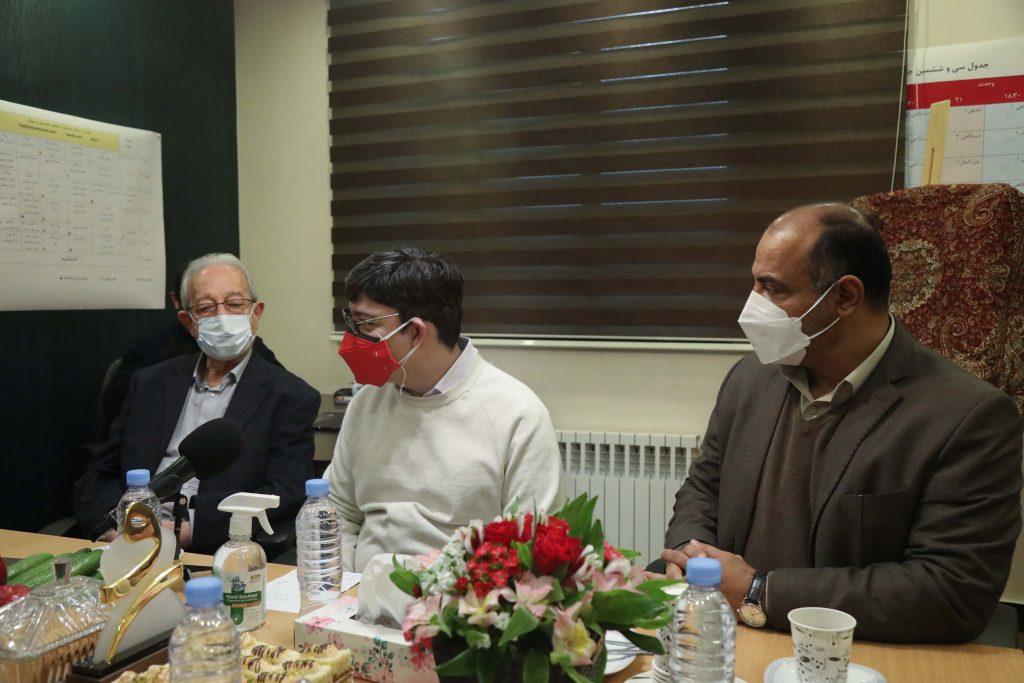 بازدید وزیر فرهنگ و ارشاد اسلامی از دبیرخانه جشنواره