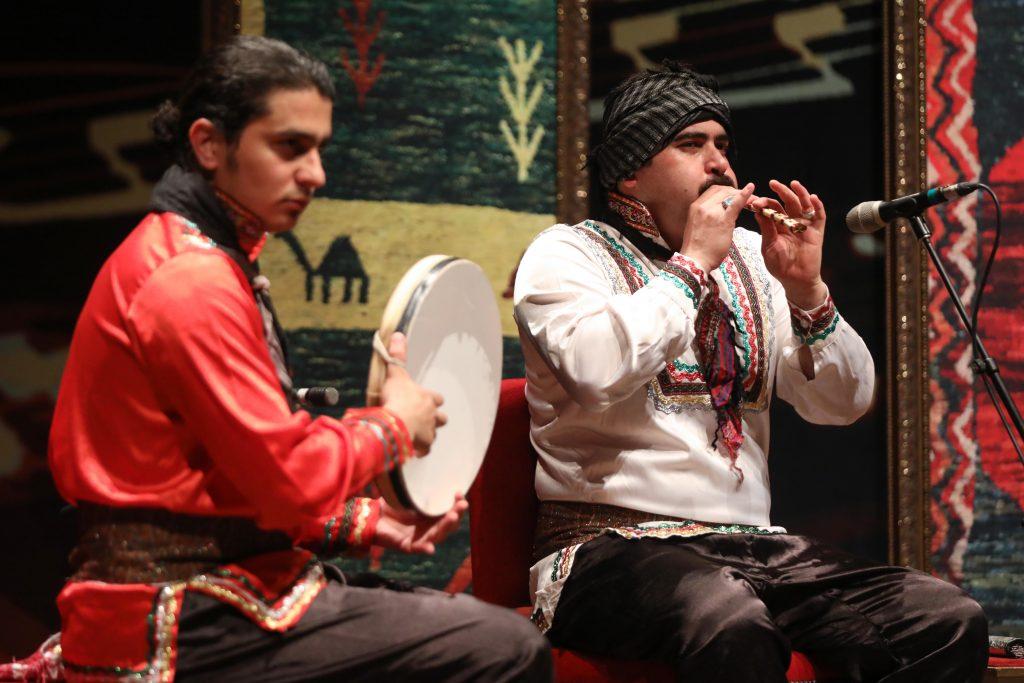 اجرای گروه ایستم/سی وششمین جشنواره موسیقی فجر