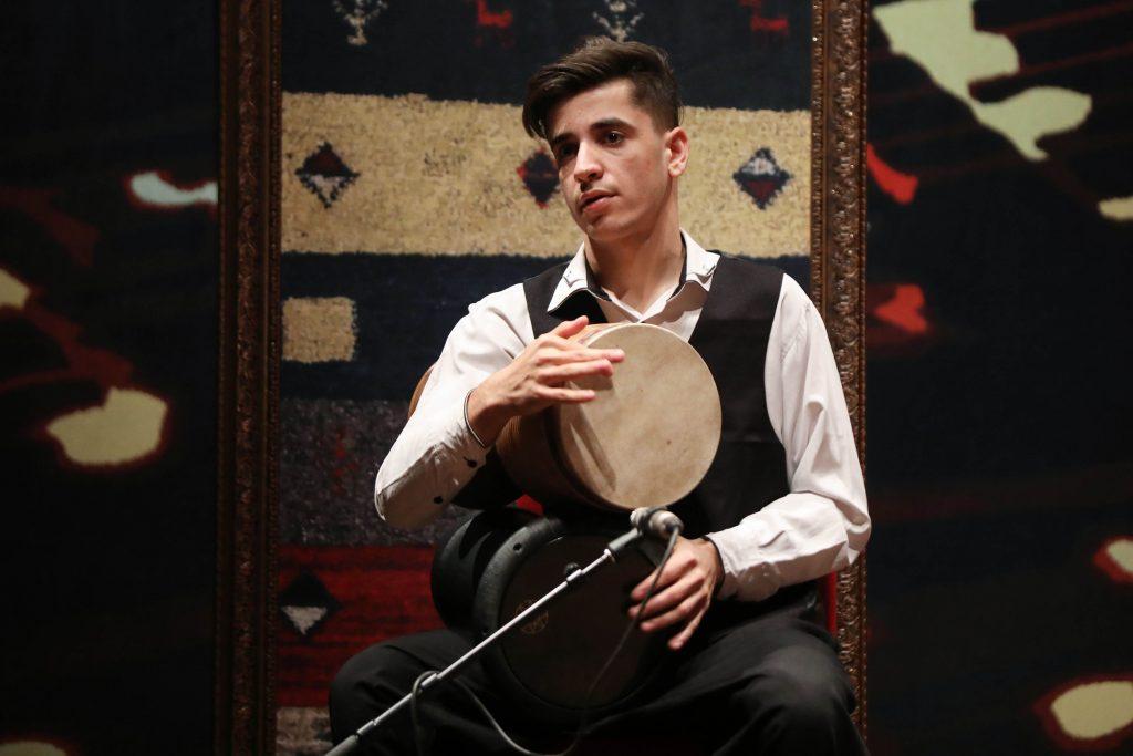 اجرای آوای اصلان کتول/سی و ششمین جشنواره موسیقی فجر