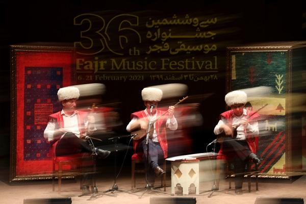 از اجرای هنرمندان ایتالیا تا گروه بندر ترکمن در اجراهای ششمین روز جشنواره