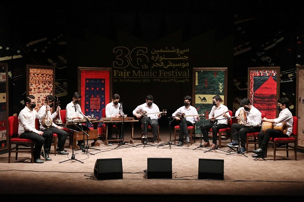 اجرای هنرستان موسیقی پسران/سی و ششمین جشنواره موسیقی فجر